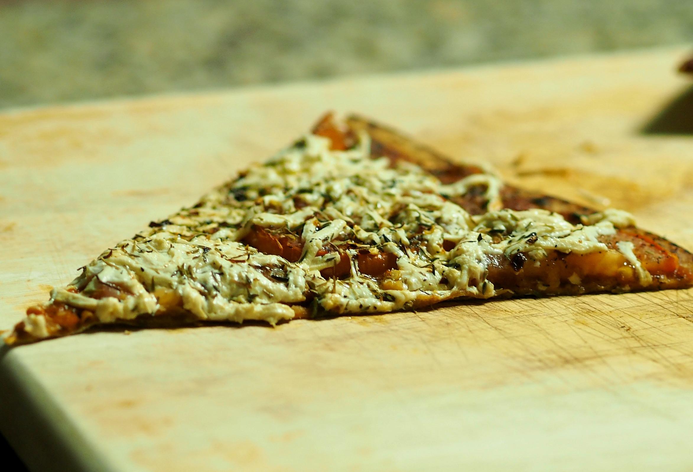 High Protein Vegan Pizza